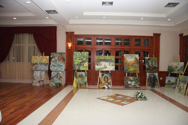 Art gallery 2008