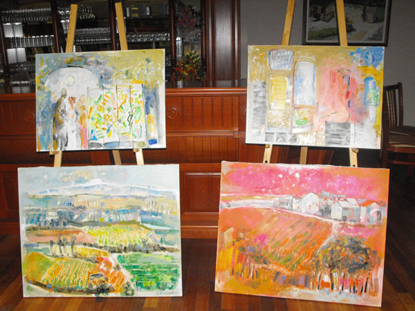 Art gallery 2009